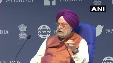 मुंबई-दिल्ली तिकीट दर पुढील 3 महिन्यांसाठी कमाल 10,000 रूपये; 25 मे पासून सुरू होणार्या विमान प्रवासाच्या Airfare बाबत नागरी उड्डाण मंत्री हरदीप पुरी यांनी दिली माहिती