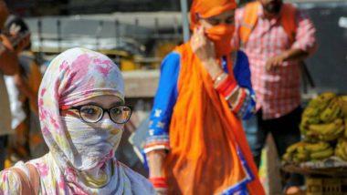 महाराष्ट्रात पुढील 2 दिवसांत उष्णतेची लाट; 43°C पर्यंत तापमान वाढण्याची शक्यता