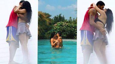 टायगर श्रॉफ याची बहीण कृष्णा श्रॉफ हिने शेअर केले बॉयफ्रेंड सोबतचे रोमांटिक फोटोज; पहा Viral Pics