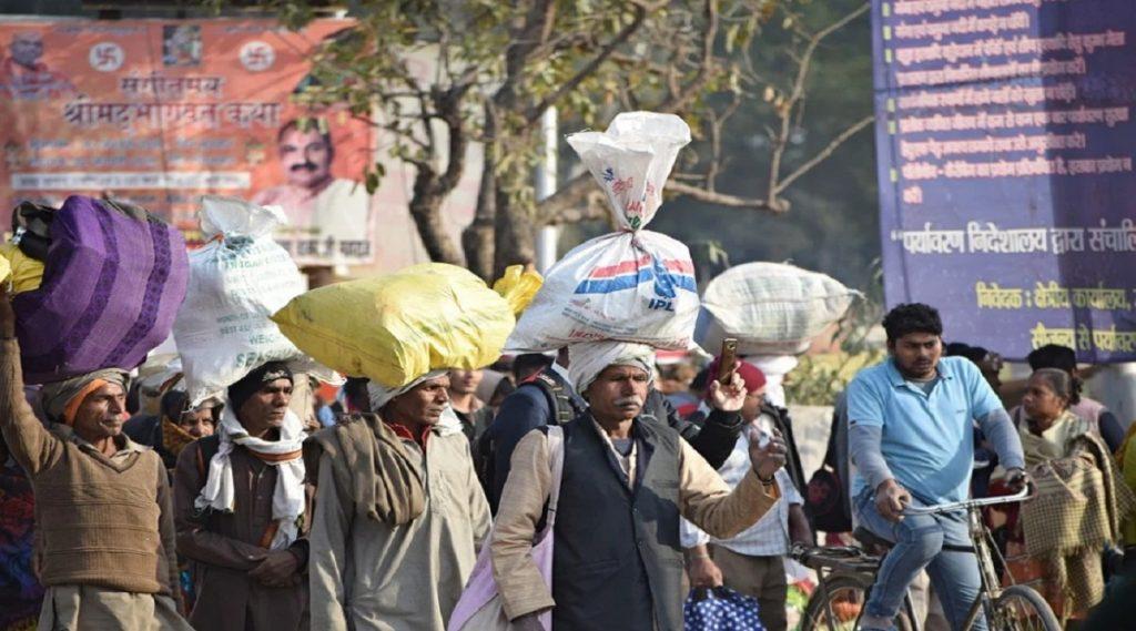 Atmanirbhar Bharat Package: परप्रांतीय मजुरांना 2 महिन्यांत फक्त 13 टक्केच धान्याचे वाटप; जून मध्ये 12 राज्यांनी केले नाही धान्य वाटप