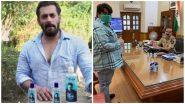 सलमान खान कडून मुंबई पोलिसांसाठी FRSH Sanitisers दान; लाखभर बॉटल्सचं वाटप