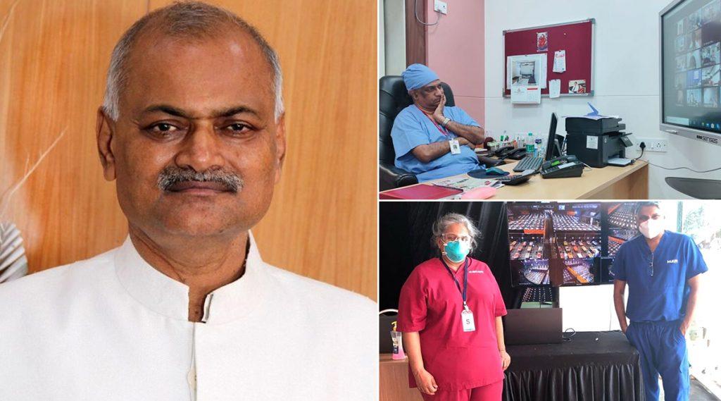 National Doctor's Day 2020: डॉ. संजय ओक ते मुफ्फज़ल लकड़ावाला महाराष्ट्राच्या कोविड19 विरूद्ध लढ्यात हे डॉक्टर बजावत आहेत महत्त्वाची भूमिका!