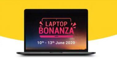 Flipkart Laptop Bonanza Sale: फ्लिपकार्ट बोनान्झा सेल मध्ये HP, Dell, Asus च्या या लॅपटॉप्सवर मिळतेय भन्नाट सूट