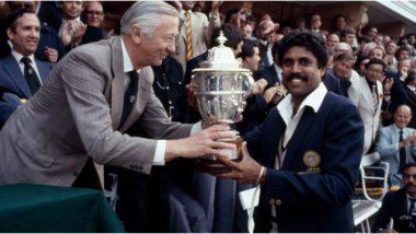 On This Day in 1983: 37 वर्षांपूर्वी आजच्या दिवशी भारत बनला होता विश्वविजेता, कपिल देवच्या टीम इंडियाने रचला होता इतिहास