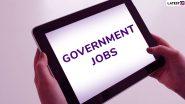 PNB Recruitment 2020: पंजाब नॅशनल बँकेमध्ये 535 जागांसाठी भरती, 'ही' आहे अर्ज भरण्याची अंतिम तारीख