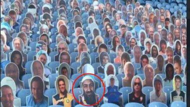 Osama Bin Laden Cutout: लीड्स युनायटेड क्लबने प्रेक्षकांच्या कटआउटसोबत स्टँडमध्ये बसवला ओसामा बिन लादेन याचा कटआउट, यूजर्सच्या संतापानंतर हटवला