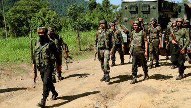 जम्मू कश्मीर: शोपियां भागात चार दहशतवाद्यांना कंठस्नान घालण्यामध्ये सुरक्षा जवानांना यश; सर्च ऑपरेशन सुरू
