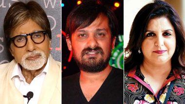 RIP Wajid Khan: प्रसिद्ध संगीतकार वाजिद खान यांच्या निधनाने बॉलिवूडमध्ये पसरली शोककळा, अमिताभ बच्चन, प्रियंका चोपड़ा पासून फराह खानसह अनेकांनी व्यक्त केले दु:ख