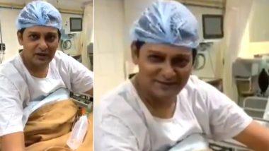 RIP Wajid Khan: वाजिद खान यांचा रुग्णालयातील जुना व्हिडिओ व्हायरल, गायिले दबंग चित्रपटातील लोकप्रिय गाणे