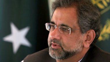 COVID-19: पाकिस्तानचे माजी पंतप्रधान शाहिद खाकान अब्बासी यांना कोरोनाची लागण