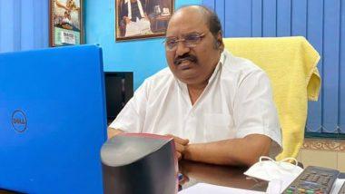 Coronavirus: DMK आमदार Jayaraman Anbazhagan यांचे कोरोना व्हायरस संसर्गामुळे निधन