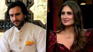 सैफ अली खान याच्या सोबत लग्न करण्याच्या निर्णयावर करीना कपुर हिच्यावर बहुतांश जण झाले होते नाराज, अभिनेत्रिने केला खुलासा