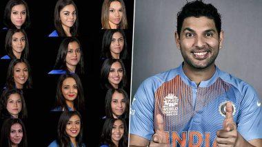 'तुम्ही कोणाला गर्ल्रफ्रेंड म्हणून निवडाल?' सवाल विचारात युवराज सिंहने शेअर केला टीम इंडियाचा व्हायरल Gender-swap फोटो, भुवनेश्वर कुमारने मारली बाजी (See Comments)