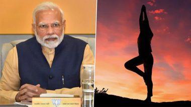 पंतप्रधान नरेंद्र मोदी यांनी Lockdown मुळे यंदा जागतिक योग दिनानिमित्त ठेवली 'ही' खास थीम
