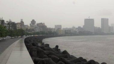 Cyclone Nisarga Update: निसर्ग चक्रीवादळ संकटाचा मुंबईवरील धोका टळला?; वाऱ्याचा वेगही मंदावला, पण पाऊस कायम