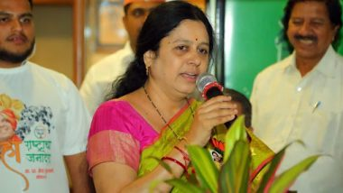 भाजप नेत्या Medha Kulkarni यांच्याविरोधात कोथरूड पोलीस ठाण्यात तक्रार; महिलेला मारहाण केल्याचा आरोप