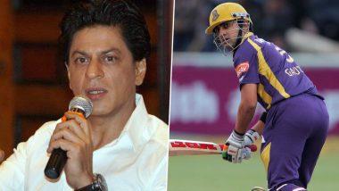 IPL Update: सौरव गांगुलीच्या जागी गौतम गंभीरला कर्णधार बनवल्यावर म्हणाला काय होता शाहरूख खान, गंभीरनेच सांगितला कर्णधार बदलल्यानंतरचा रंजक किस्सा