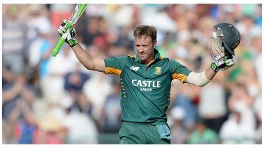 AB de Villiers निवृत्तीतून घेणार यु-टर्न, दक्षिण आफ्रिकेसाठी 'या' मालिकेतून कमबॅक करण्याचे CSA संचालक ग्रीम स्मिथने दिला इशारा