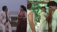 Happy Birthday Ashok Saraf: 'अशी ही बनवाबनवी', 'गुपचूप गुपचूप'... पहा अशोक सराफ यांच्या सिनेमातील धम्माल विनोदी सीन्स (Watch Video)