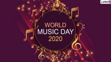 World Music Day 2020 Quotes: वर्ल्ड म्युझिक डे निमित्त बॉब मार्ले ते महेश काळे यांचे विचार शेअर करून साजरा करा यंदाचा जागतिक संगीत दिन!