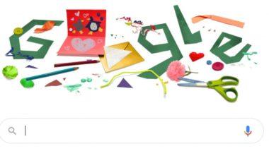 पितृदिन 2020 दिवशी Google कडून ई-कार्ड डूडल करत फादर्स डे च्या शुभेच्छा देण्यासाठी कलात्मक पर्याय!