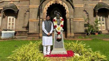 Shahu Maharaj Jayanti 2020: खासदार छत्रपती संभाजी राजे,अजित पवार सह मान्यवरांकडून राजर्षी शाहू महाराज यांच्या स्मृतीस आदरांजली!
