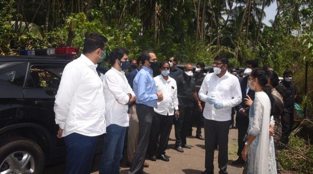 Cyclone Nisarga चा तडाखा बसलेल्या रायगड जिल्ह्याला 100 कोटींंची तातडीची मदत जाहीर,  पंचनाम्यानंतर भरपाईचं स्वरूप ठरणार: मुख्यमंत्री उद्धव ठाकरे यांची घोषणा