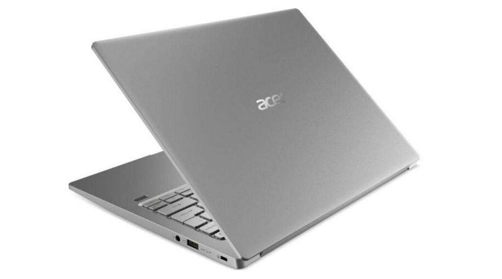 Acer Swift 3 Notebook भारतात लॉन्च, जाणून घ्या किंमत आणि फिचर्स