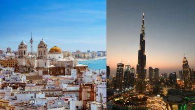 Coronavirus: स्पेन व दुबईमध्ये लॉक डाऊनचे नियम शिथिल; सरकारच्या नियमांचे पालन करून येणाऱ्या पर्यटकांच्या स्वागतासाठी दोन्ही देश सज्ज