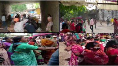 Lockdown: पिंपरी चिंचवड येथील Containment Zone आनंद नगर परिसरात दगडफेक, पोलिसांकडून FIR दाखल