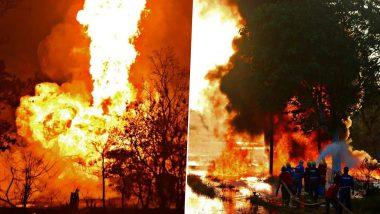 Assam Gas Leak and Fire: भारतीय फुटबॉलर दुर्लोव गोगोईने गमावला जीव, आग विझवण्याच्या प्रयत्नात झाला मृत्यू