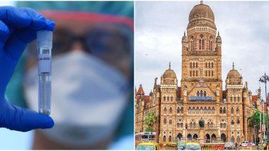 Coronavirus: मुंबईत होणाऱ्या कोरोना व्हायरस चाचण्यांची संख्या देशात सर्वाधिक- मुंबई महापालिका
