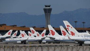 बीजिंग एअरपोर्टतर्फे 1,255 उड्डाणे रद्द; चीनमध्ये कोरोना व्हायरसची नवी लाट येण्याच्या भीतीपोटी घेतला निर्णय