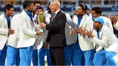 On This Day in 2013: तीनही ICC ट्रॉफी जिंकणारा एमएस धोनी ठरला पहिला कर्णधार, मिळवला चॅम्पियन्स ट्रॉफी जेतेपदाची मान