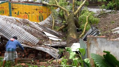 चक्रीवादळ अम्फानमुळे भारतीय फुटबॉलपटू मिथुन सामंतचे घर उद्वस्त, सांगितली आपली आपबिती