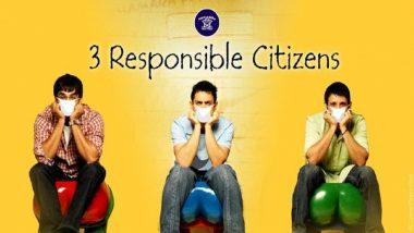Coronavirus: जबाबदार नागरिक व्हा, इडियट नाही - महाराष्ट्र पोलीस