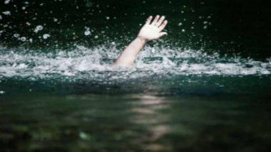 नागपूर मधील कन्हान नदीत स्नानासाठी गेलेल्या 5 तरुणांचा बुडून मृत्यू