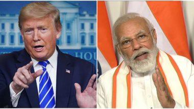 G7 summit 2020: डोनाल्ड ट्रम्प यांच्याकडून भारताला निमंत्रण, चीन अस्वस्थ