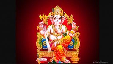 Ganeshotsav 2020: गणेशोत्सव यंदा अत्यंत साधेपणाने; मुख्यमंत्री उद्धव ठाकरे यांची सूचना गणेश मंडळांना मान्य