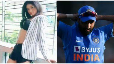 मोहम्मद शमी याची पत्नी हसीन जहां ने शेअर केला न्यूड फोटो, क्रिकेटरसाठी लिहिलेली पोस्ट पाहून संतप्त फॅन्सनी फटकारले