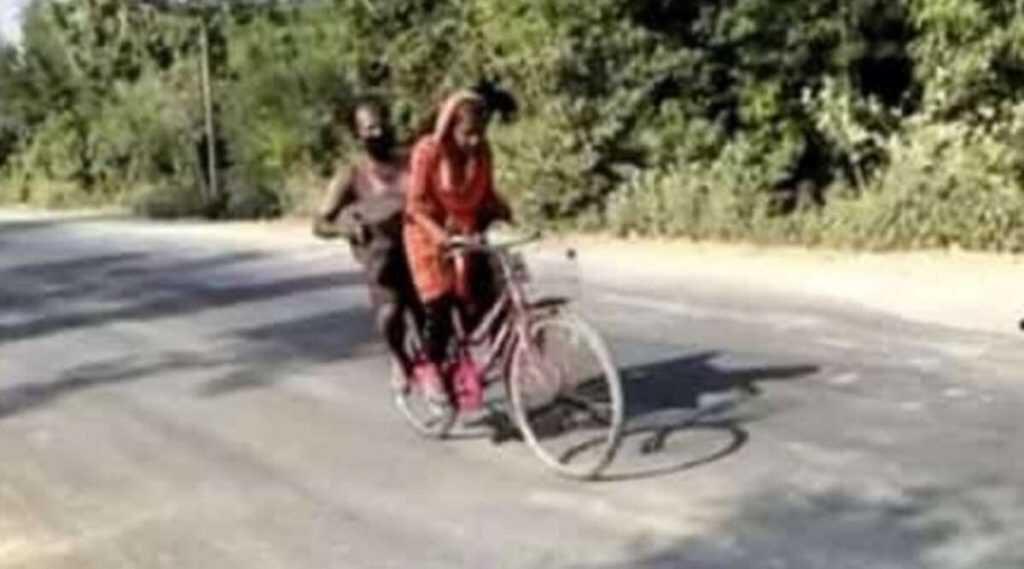 'आत्मनिर्भर' चित्रपटातून उलगडणार ज्योती कुमारी ची कथा; लॉकडाऊन काळात वडिलांना घेऊन केला होता हरियाणा ते बिहार 1200 किलोमीटरचा सायकलवर प्रवास