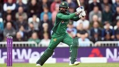 Coronavirus: मोहम्मद हाफिज आणि वहाब रियाजसह 6 खेळाडूंची दुसरी कोरोना टेस्ट निगेटिव, इंग्लंड दौऱ्याआधी 20 पाकिस्तानी खेळाडू सज्ज
