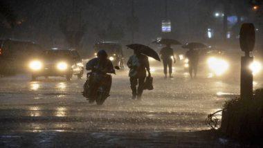 Mumbai Monsoon Updates: मुसळधार पावसामुळे मुंबईकरांनी अतिअत्यावश्यक काराणासाठी घराबाहेर पडा; अन्यथा घरीच थांबण्याचे मुंबई पोलिसांचे आवाहन