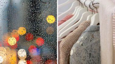 Monsoon Tips: पावसाळ्यात कपडे झटपट सुकवण्यासाठी वापरा या घरगुती ट्रिक्स, वाचा सविस्तर