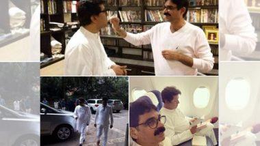 Raj Thackeray Birthday: 'साहेबा प्राण तळमळला'.. राज ठाकरे यांच्या वाढदिवशी बाळा नांदगावकर यांची हृदयस्पर्शी पोस्ट, आवर्जून वाचा