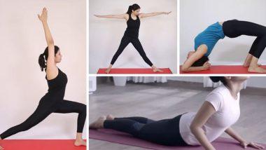 International Day of Yoga 2020: वृक्षासन ते भुजंगासन सर्वांना शक्य होतील अशी 'ही' योगासने करून कुटुंबासोबत साजरा करा आंतरराष्ट्रीय योग दिवस (Watch Video)