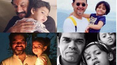 Father's Day 2020: रेणुका राहुल देशपांडे ते जिजा आदिनाथ कोठारे पर्यंत सोशल मीडिया वर गाजल्या 'या' मराठमोळ्या बाप लेक/लेकीच्या जोड्या! (See Photos & Video)