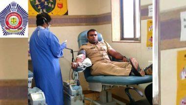 Heart Surgery: मुंबई पोलीस कॉन्स्टेबल आकाश गायकवाड यांनी रक्तदान करुन तिच्याशी जोडले रक्ताचे नाते