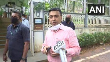 गोव्यात राज्याअंतर्गत वाहतूकीला बंदी पण केंद्राने जाहीर केलेल्या मार्गदर्शक सूचनांनुसार नियमात शिथीलता- मुख्यमंत्री प्रमोद सावंत