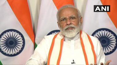 CII Annual Session: ही वेळ देशाची जनता, अर्थव्यवस्थेला वाचविण्याची- पंतप्रधान नरेंद्र मोदी